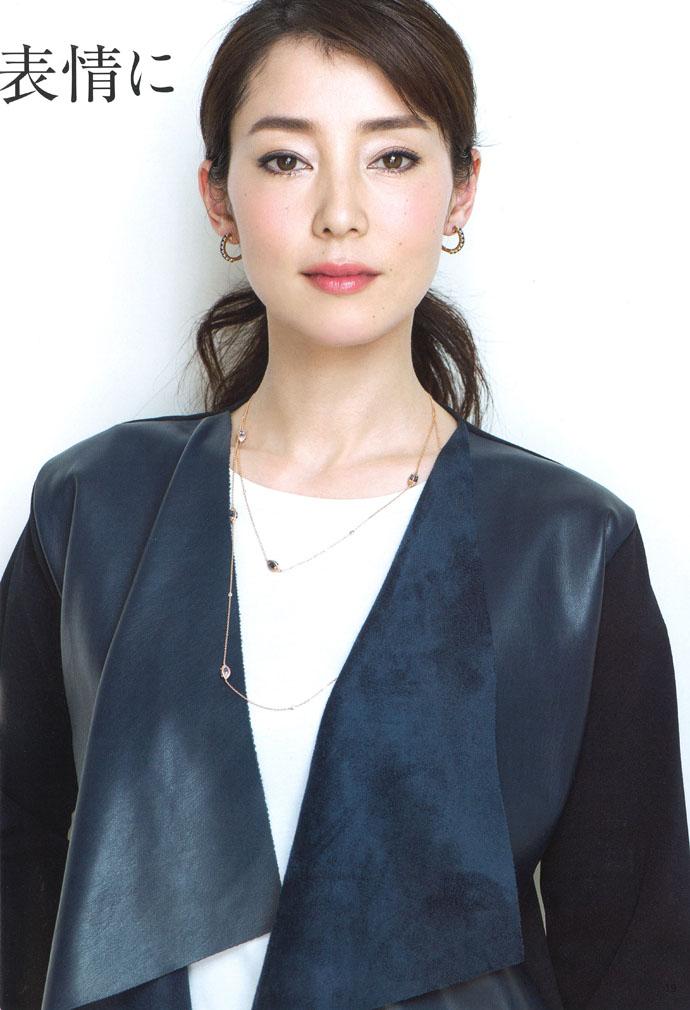 怜花 – ミセス2017.4月号