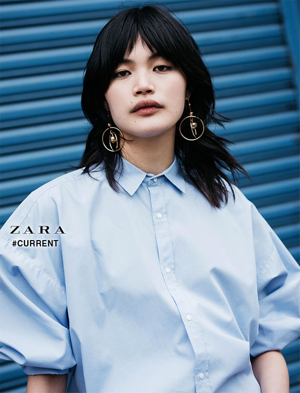 福士リナ – ZARA #CURRENT