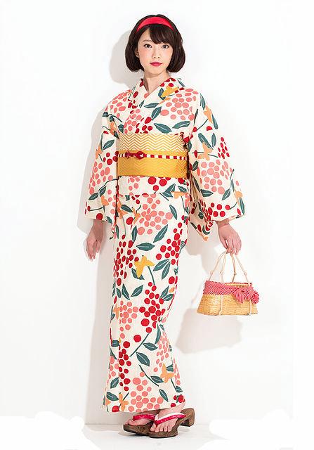 外薗舞 – Tokyo135 ゆかたコレクション