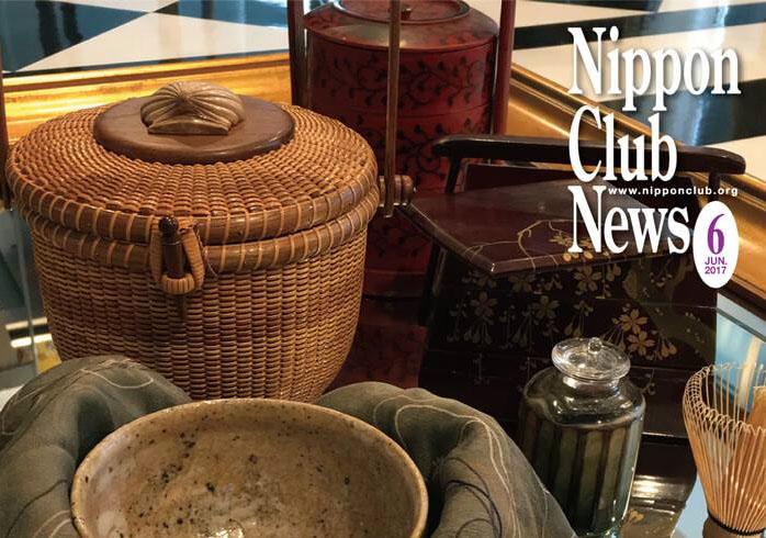 塩川美佳 – 日本クラブ NY 茶の文化展