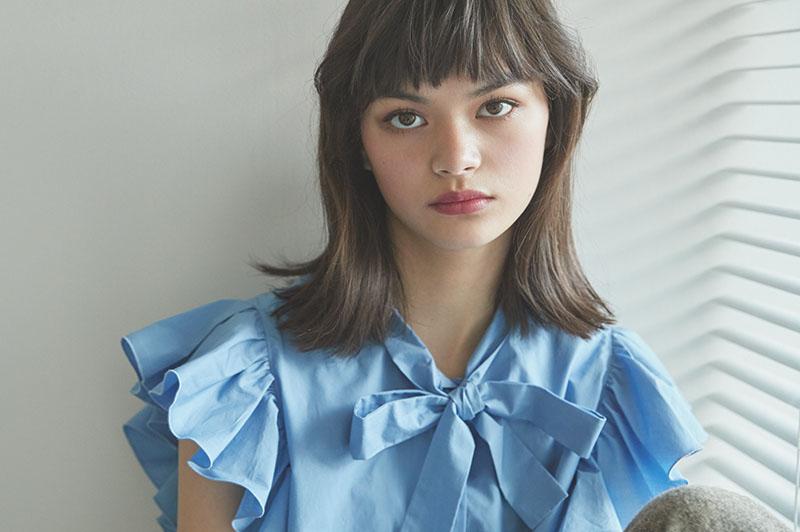 福士マリ – Visee AVANT 2018ss