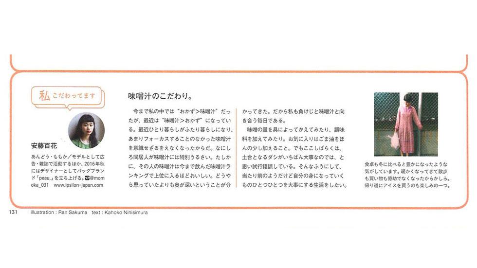 安藤百花 – Hanako No.1155