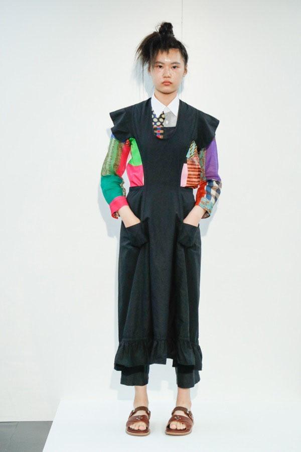 福島いろは – tricot COMME des GARÇONS 2019SS