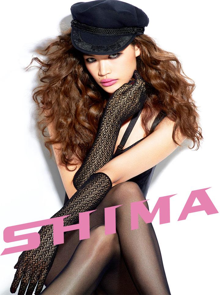 福士リナ – SHIMA 2015AW Visual