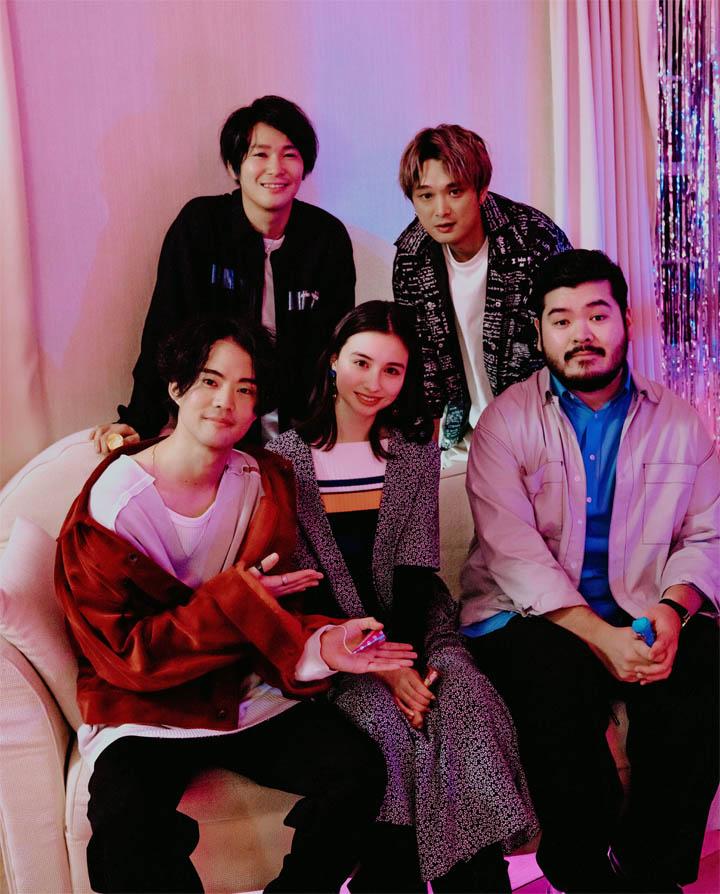 メーガン花子 – FIVE NEW OLD MV What's Gonna Be