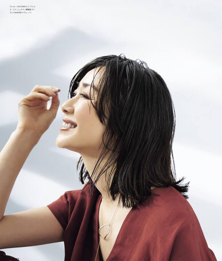 目黒真希 – HERS 2020.6・7月合併号