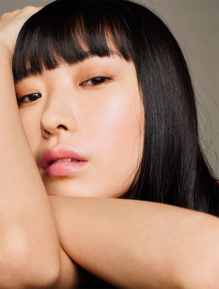 白石十織 – new hair style