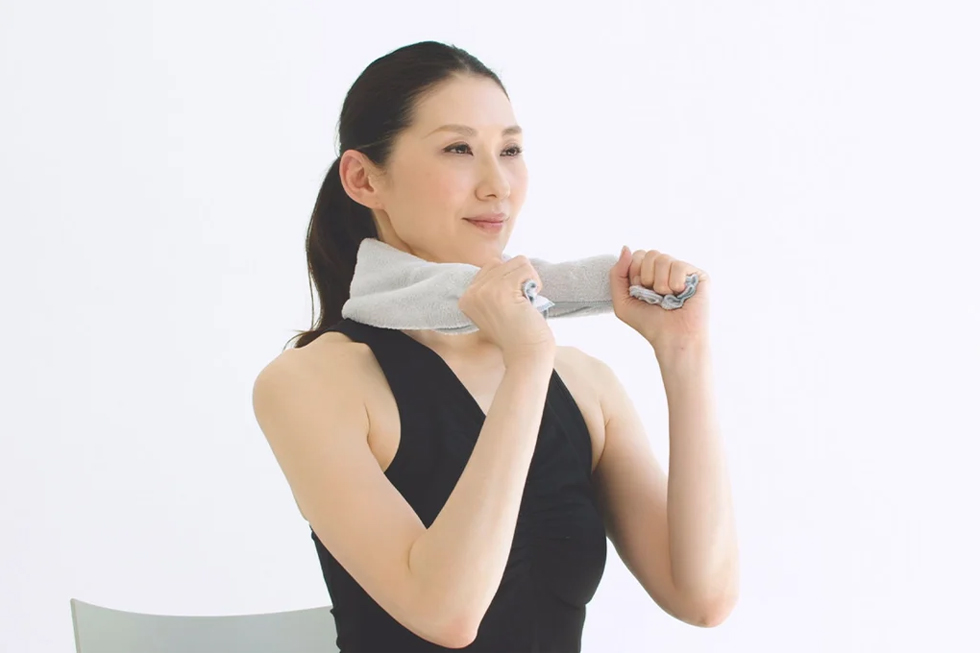 佐々木ルミ – VOGUE Stay Healthy Exercise Vol.7