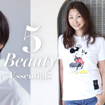 SAKURA – VOGUE JAPAN 5 Beauty Essentials 公開 2021.4.10
