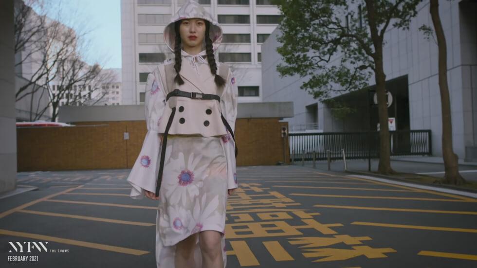 白石十織 – Asia Fashion Collection
