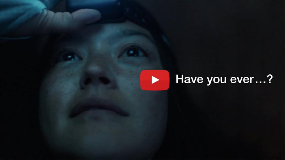 松島エミ – Have You Ever? – The North Face