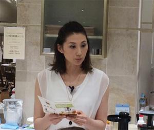 夏の美容と健康法 with HUROM @伊勢丹新宿